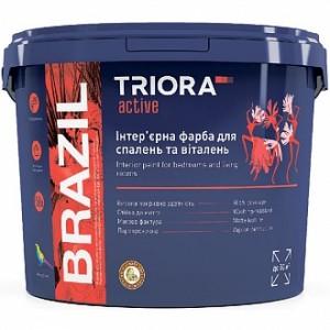 Краска Triora BRAZIL белый 5л