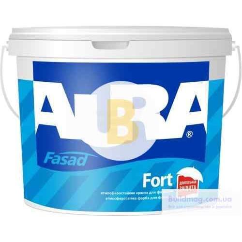 Краска Aura Fasad Fort TR база под тонировку 2,25л 3,2кг